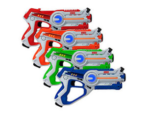 Las 10 pistolas láser para jugar más vendidas