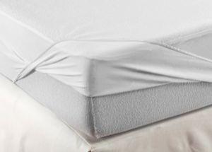 Paquete de 2 - Hipoalerg/énico Protector Colch/ón Acolchado Para Camas De Beb/é Por Utopia Bedding 70 x 140 cm Protector De Colch/ón Impermeable Para Cuna -