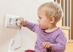 Protector Enchufes Seguridad Infantil 20 Piezas Enchufes para Infantil Con Mecanismo De Giro Y Adhesivo Protector de seguridad para enchufe para bebes y ni/ños