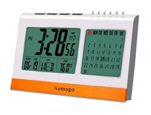 Los 10 relojes despertadores digitales más vendidos