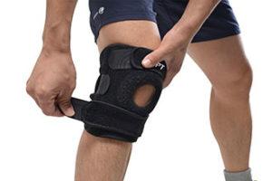 Rodilleras ortopédicas