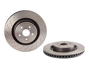 Los 10 rotores de freno de coche más vendidos