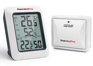 Sensores de temperatura inalámbricos