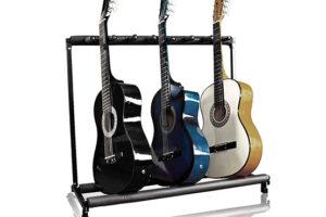 Los 10 soportes de guitarra más vendidos