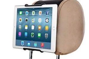 Soportes para tablet de coche