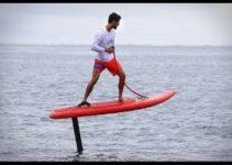 Tablas de surf con motor