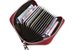 Tarjeteros para tarjetas de crédito