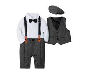 Los 10 trajes de bebé más vendidos