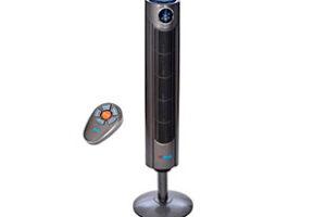 Los 10 ventiladores de torre más vendidos