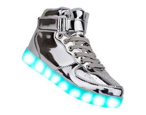 Las 10 zapatillas con luces para hombres más vendidas